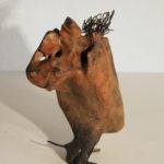Denis Guelpa sculpteur dans le Gard
